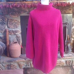 Classiques Long Cotton Sweater